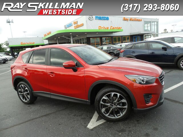 Pre-Owned 2016 Mazda CX-5 4DR SUV GRD TOUR AWD