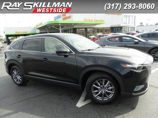 New 2019 Mazda CX-9 4DR AWD SPT