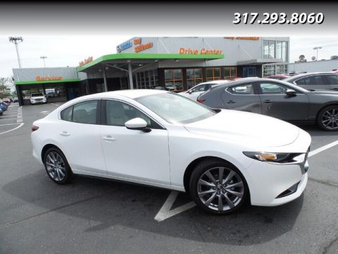 Pre-Owned 2019 Mazda3 w/Preferred Package