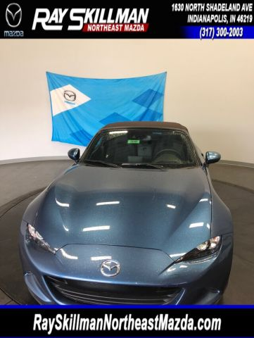 New 2019 Mazda MX-5 Miata 2DR CNV GRAND TR AT