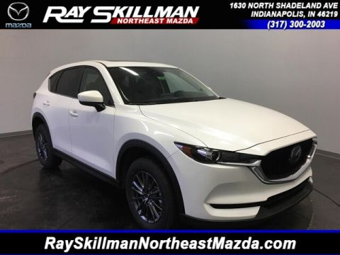 New 2019 Mazda CX-5 4DR TOURING AWD