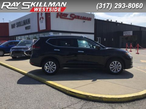 Pre-Owned 2018 Nissan Rogue SV
